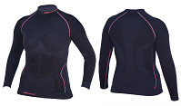 FUNKČNÍ TRIKO BLIZZARD VIVA/MENS LONG SLEEVE (ANTHRACITE)