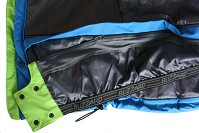 LYŽAŘSKÁ BUNDA BLIZZARD PERFORMANCE JACKET (GREEN/BLUE/SILVER, BLACK/RED/SILVER, BLUE/GREEN/SILVER)