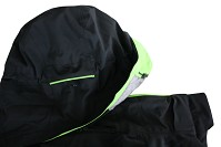 LYŽAŘSKÁ BUNDA BLIZZARD VIVA PERFORMANCE 500 JACKET (BLACK/WHITE/GREEN, BLACK/WHITE/PINK)